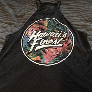 Hawaiis finest tank
